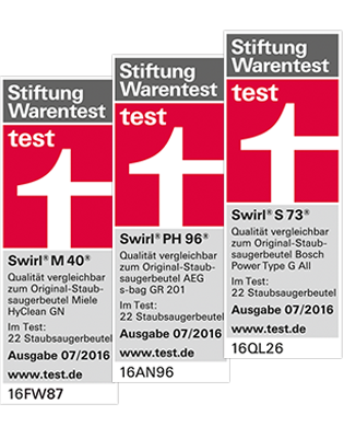 Stiftung Warentest 07/2016