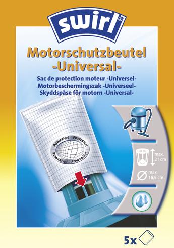 Motorschutzbeutel universal