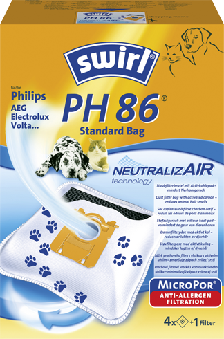 NeutralizAir vacuum cleaner bags