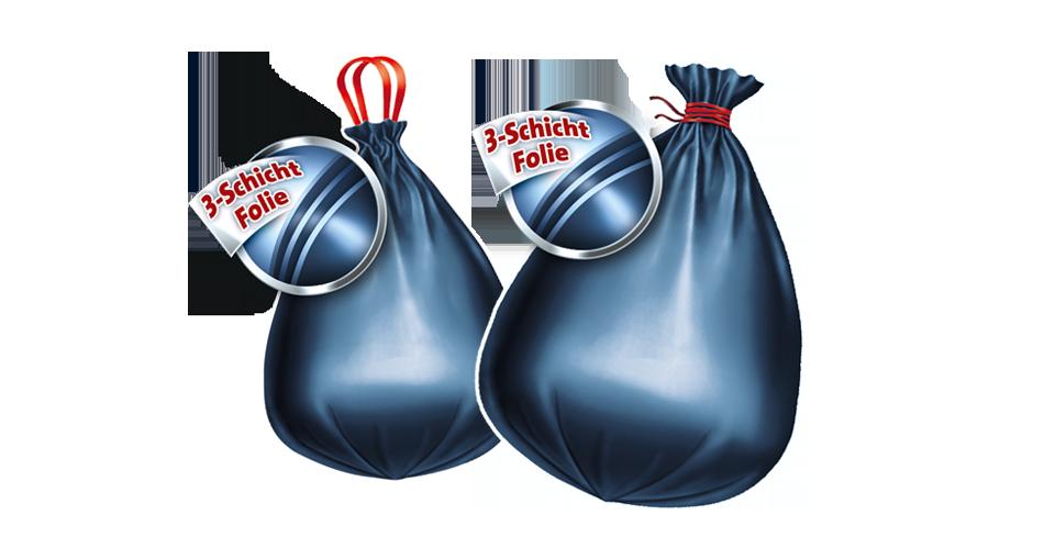 Schwerlast-Abfallsäcke