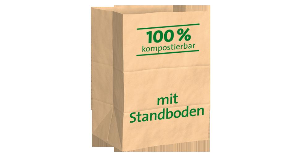 swirl bio m ll papierbeutel 100 kompostierbar. Black Bedroom Furniture Sets. Home Design Ideas