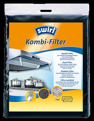 Swirl® Dual Filter