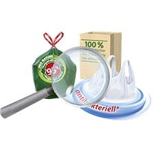 Swirl® waste bin finder
