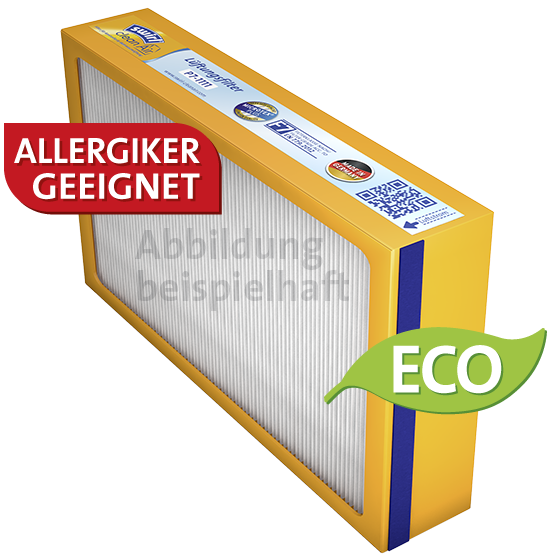 Lüftungsfilter Pluggit Avent P460