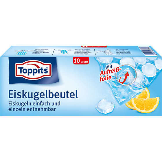 Toppits® Eiskugelbeutel