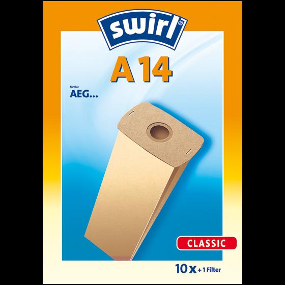 Staubsaugerbeutel A14
