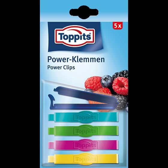 Toppits® Power-Klemmen