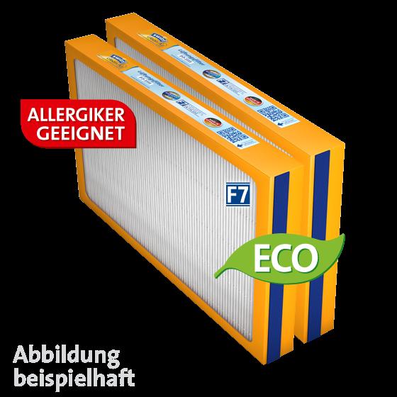 Swirl® Ersatzfilterset (F7+G4) für Junkers Aerastar Comfort LP 250