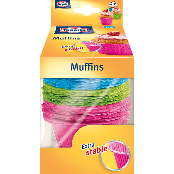 Toppits® Stable Muffins