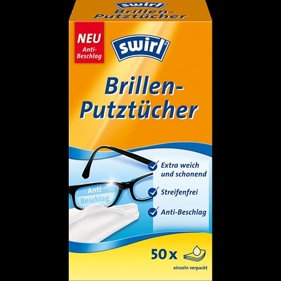 Brillen-Putztücher