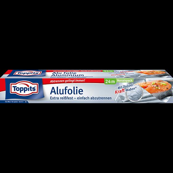 Toppits® Alufolie 24m Karton