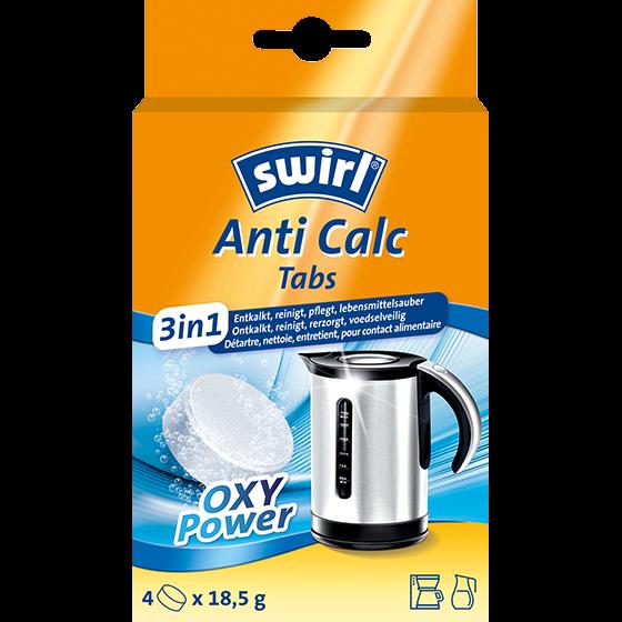 Swirl® Anti Calc 3in1 Tablet