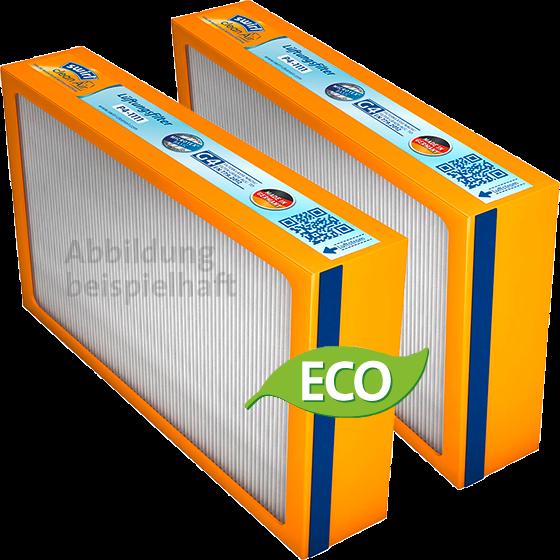 Swirl® Ersatzfilterset G4 für Aerex Reco Boxx Comfort