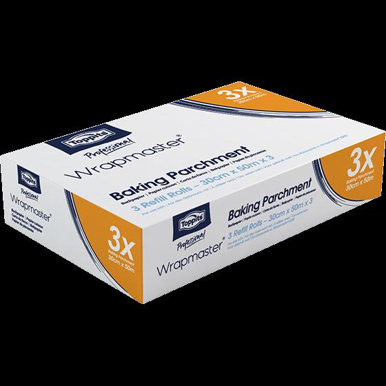 Wrapmaster® 3x Backpapier