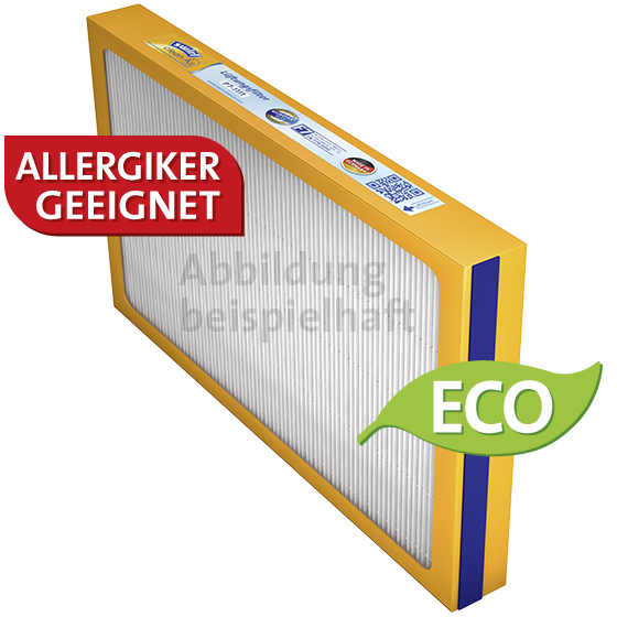 Lüftungsfilter Viessmann Vitovent 300W (300/400m³)