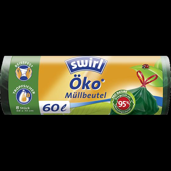 Öko-Müllbeutel, 60l