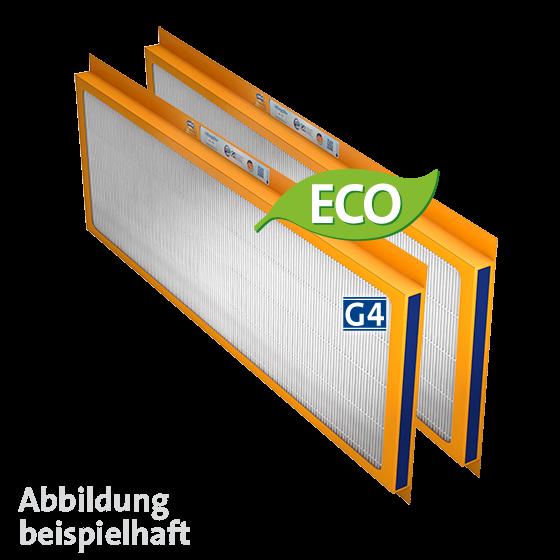 Swirl® Ersatzfilterset G4 für Zehnder ComfoAir 350/500/550