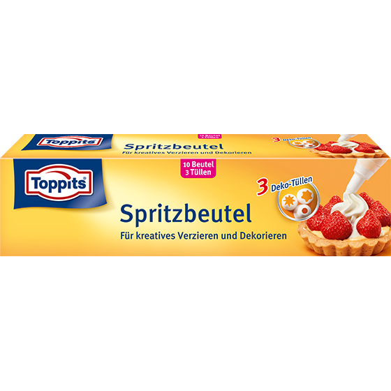 Toppits® Spritzbeutel