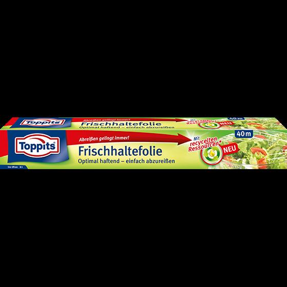 Toppits® Frischhaltefolie 40m