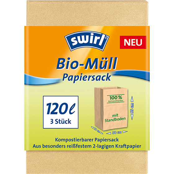 Bio-Müll Papiersack