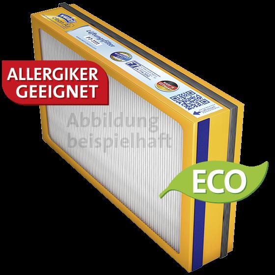 Lüftungsfilter Helios KWL EC 450