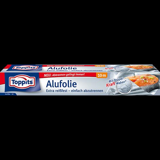 Toppits® Alufolie 10m