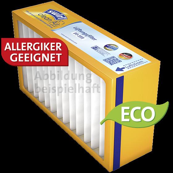 Lüftungsfilter Paul iso-Filterbox DN 160