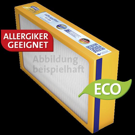 Lüftungsfilter Wernig KPFB 160 F7/ KPFB 200 F7