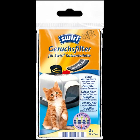 Geruchsfilter Katzentoilette